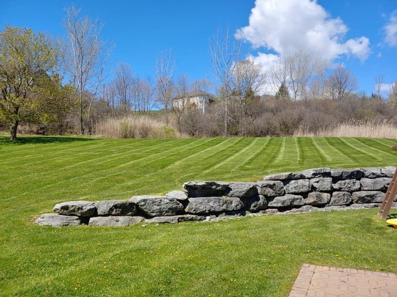 Lawn Mowing Contractor in Waterville, NY, 13480