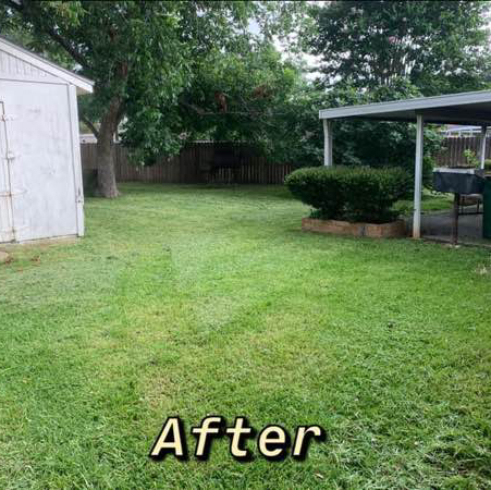Lawn Mowing Contractor in Inez, TX, 77968