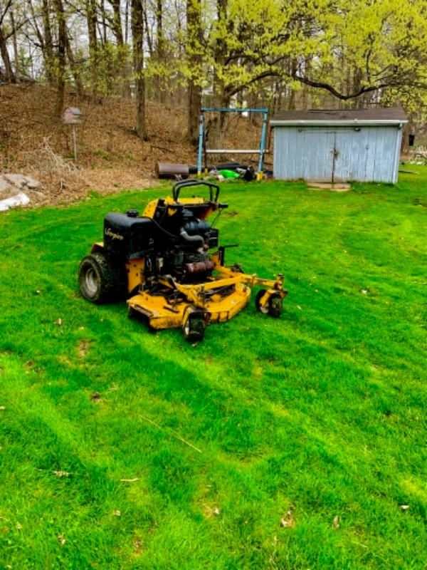 Lawn Mowing Contractor in Columbia City, IN, 46725