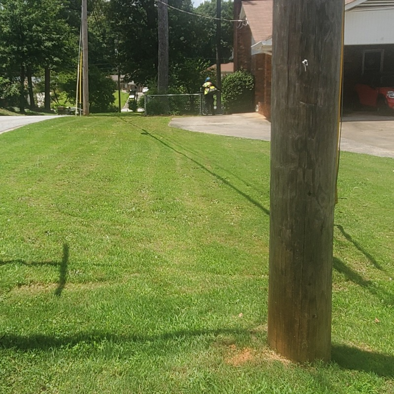 Lawn Mowing Contractor in Fayetteville, GA, 30214