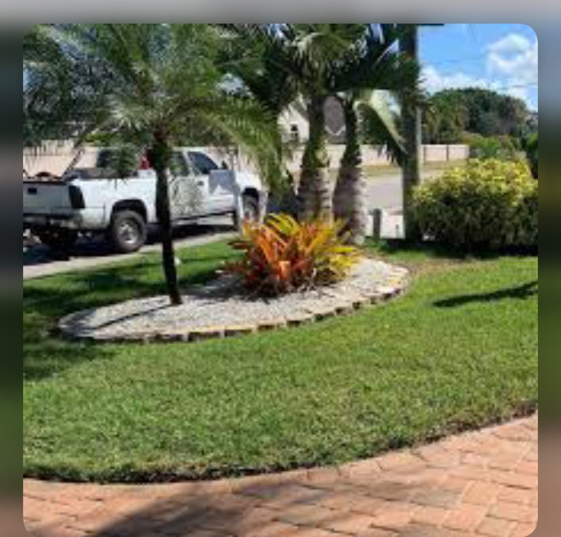 Lawn Mowing Contractor in Palm Bay, FL, 32907