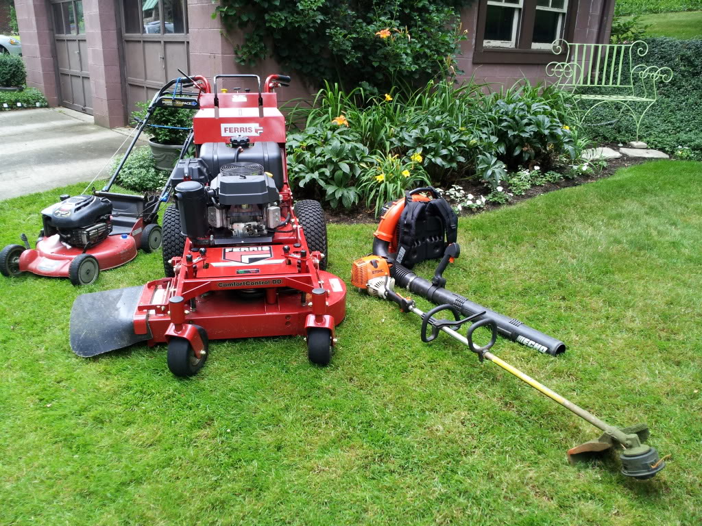Marietta,GA   Order Lawn Service from Nelson & Son Lawn Maintenance
