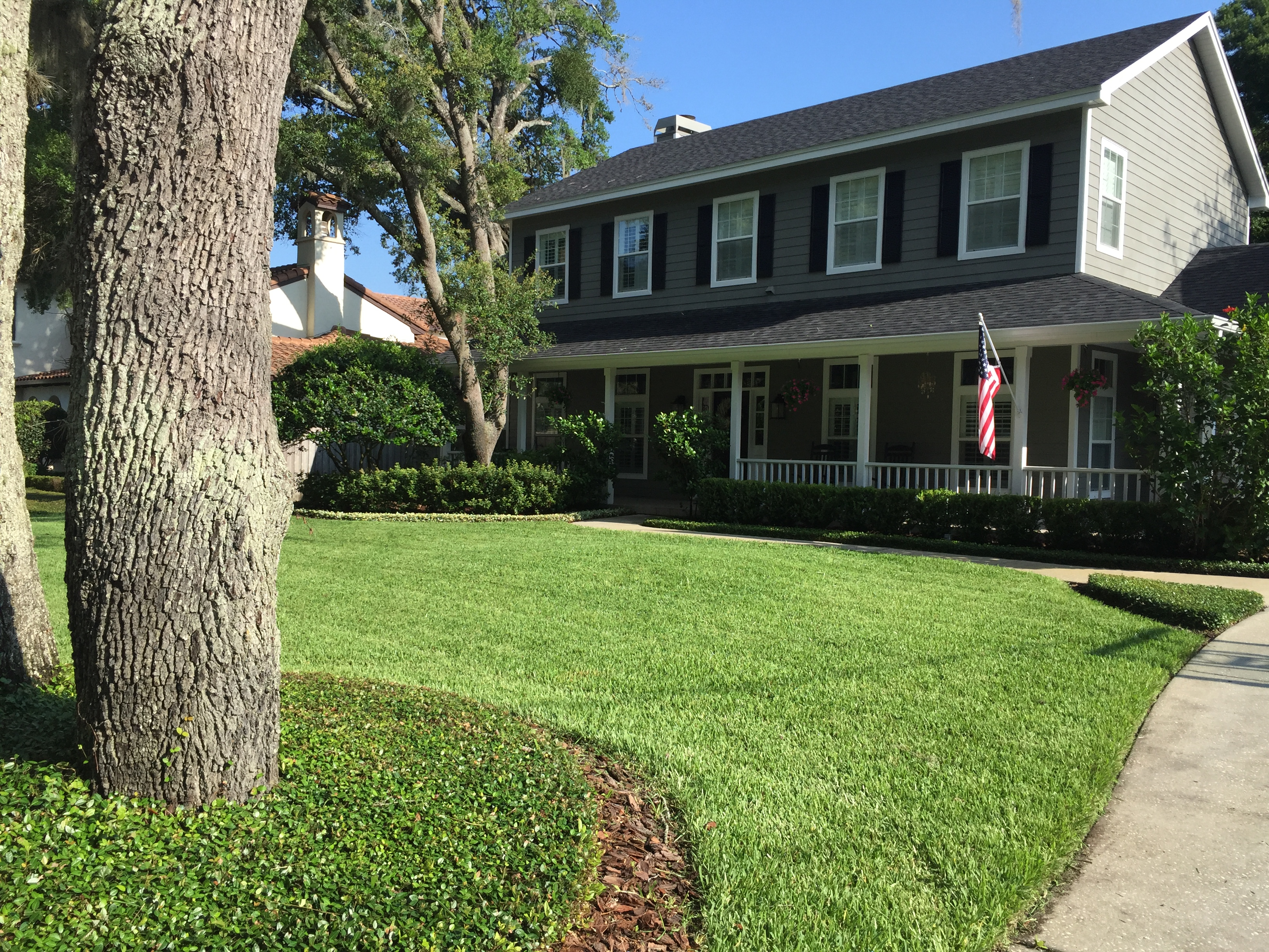 Order Lawn Care in Orlando, FL, 32817