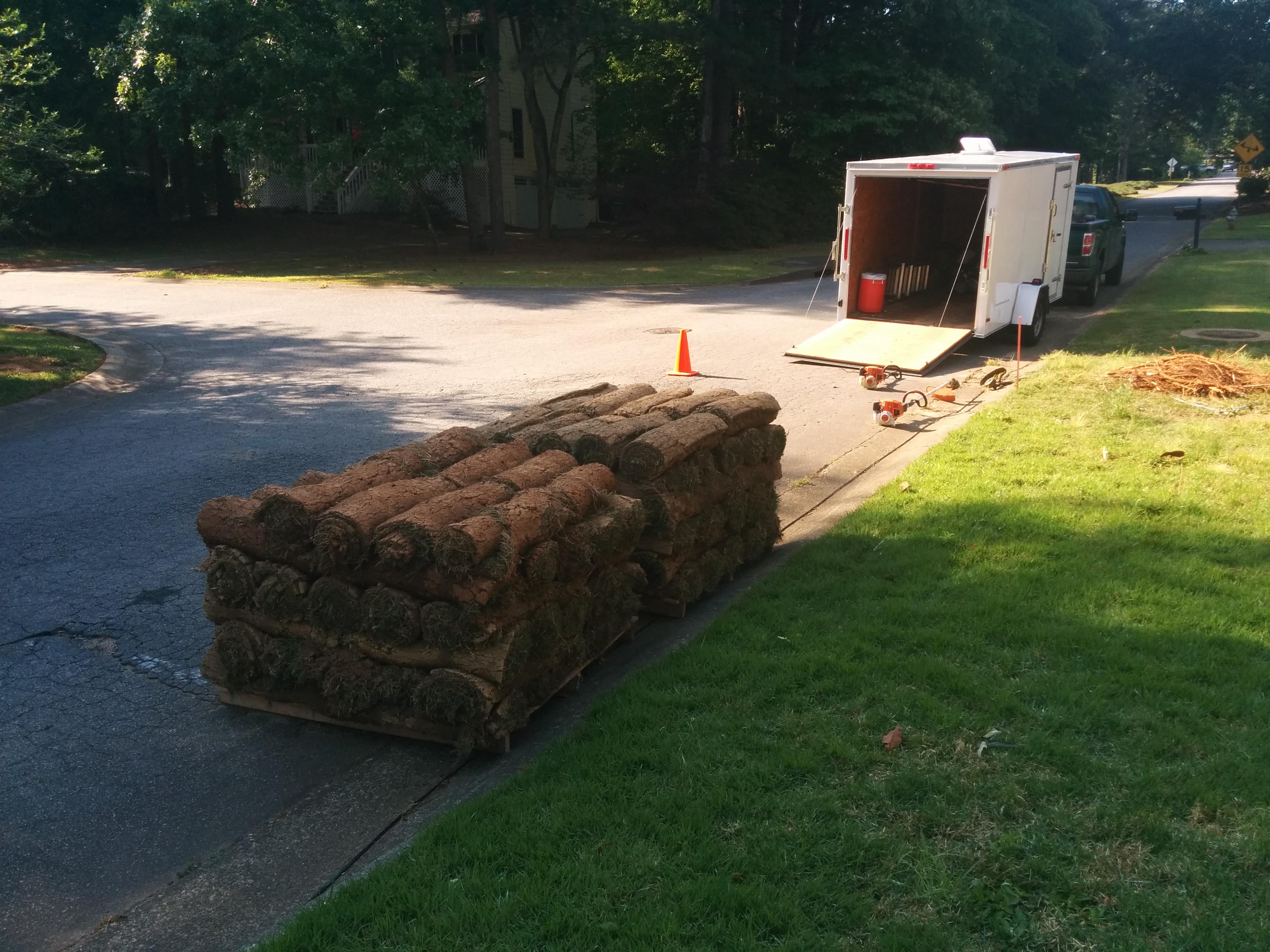 Order Lawn Care in Marietta, GA, 30062