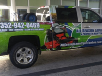 Order Lawn Care in Spring Hill, FL, 34611