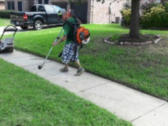 Order Lawn Care in Fort Worth, TX, 76133