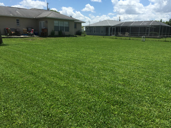 Order Lawn Care in Lehigh Acres, FL, 33976