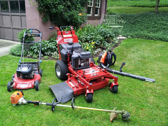 Order Lawn Care in Houston, TX, 77092