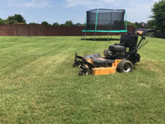 Order Lawn Care in Colony, TX, 75056