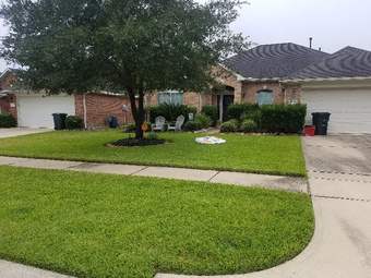 Order Lawn Care in Cypress, TX, 77429