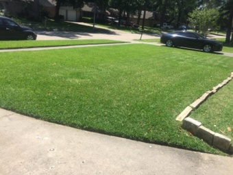 Order Lawn Care in Houston, TX, 77066