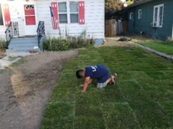 Order Lawn Care in Nampa, ID, 83687