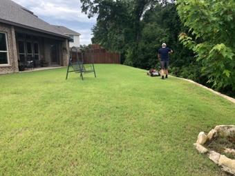 Order Lawn Care in Denton, TX, 76208