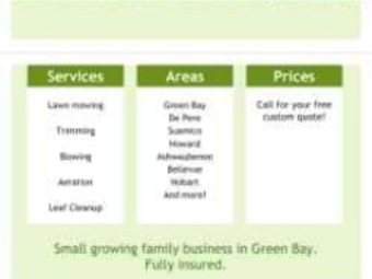 Order Lawn Care in Green Bay, WI, 54311