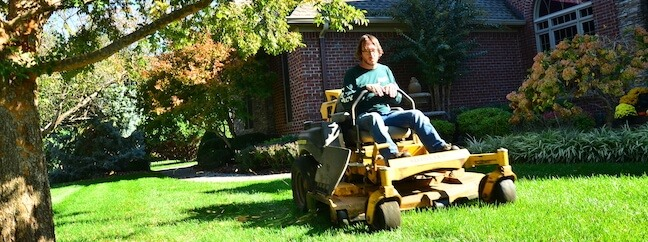 Lawn Mowing Tips 2