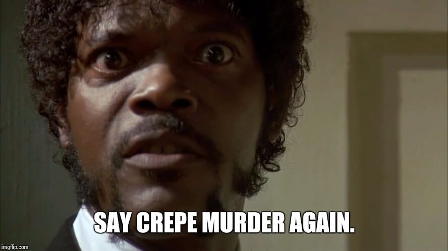 """Landscaping Meme  This meme also gets 5 points for spreading public awareness about the overuse of the term """"crepe murder"""" and offers a balance in the meme force. Therefore it must be included among the best lawn care and landscaping memes."""
