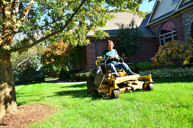 Tom legacy lawn care