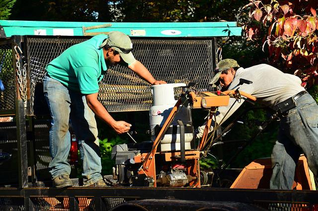 Greenpal lawn care service in atlanta