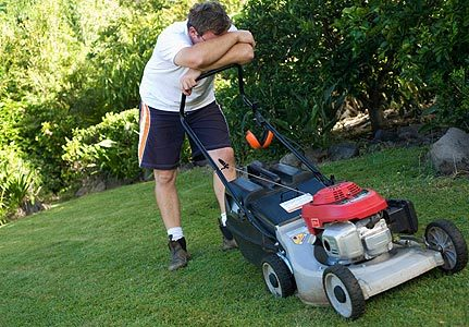 Mowing the lawn %281%29