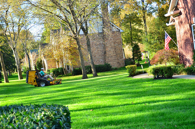 Lawn Care in Nashville Tennessee
