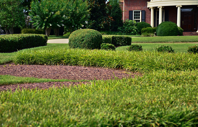 GreenPal Lawn Care Mulch in Atlanta Georgia