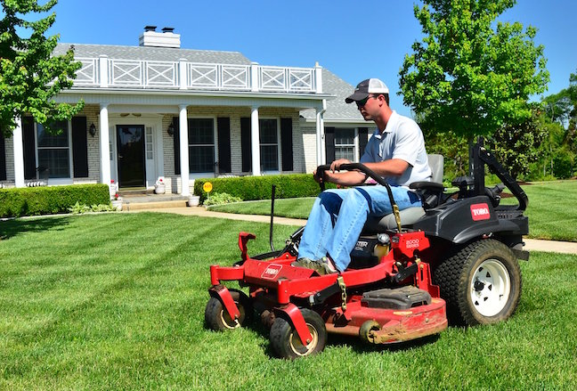 How Do You Find the Best Lawn Care Professional for You?