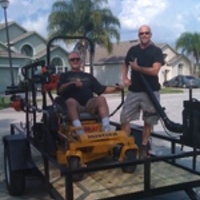 Local Lawn care service near me in Wesley Chapel, FL, 33545
