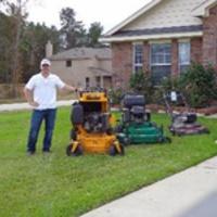 Local Lawn care service near me in Willis, TX, 77385