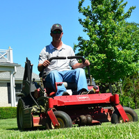 Local Lawn care service near me in Modesto, CA, 95355