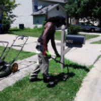 Local Lawn care service near me in Indianapolis, IN, 46226