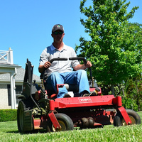 Local Lawn care service near me in Lebanon, IN, 46052