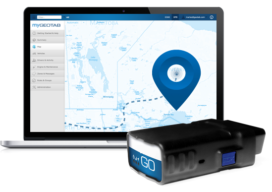 End to end telematics solution