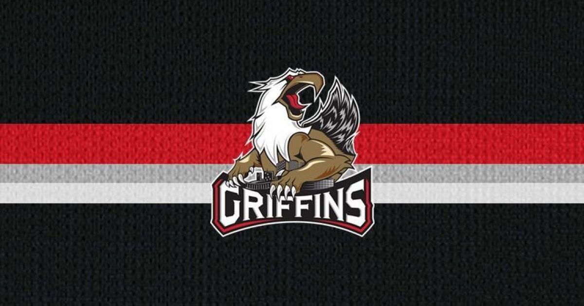 image regarding Printable Red Wings Schedule known as Grand Rapids Griffins AHL Associate of the Detroit Purple Wings