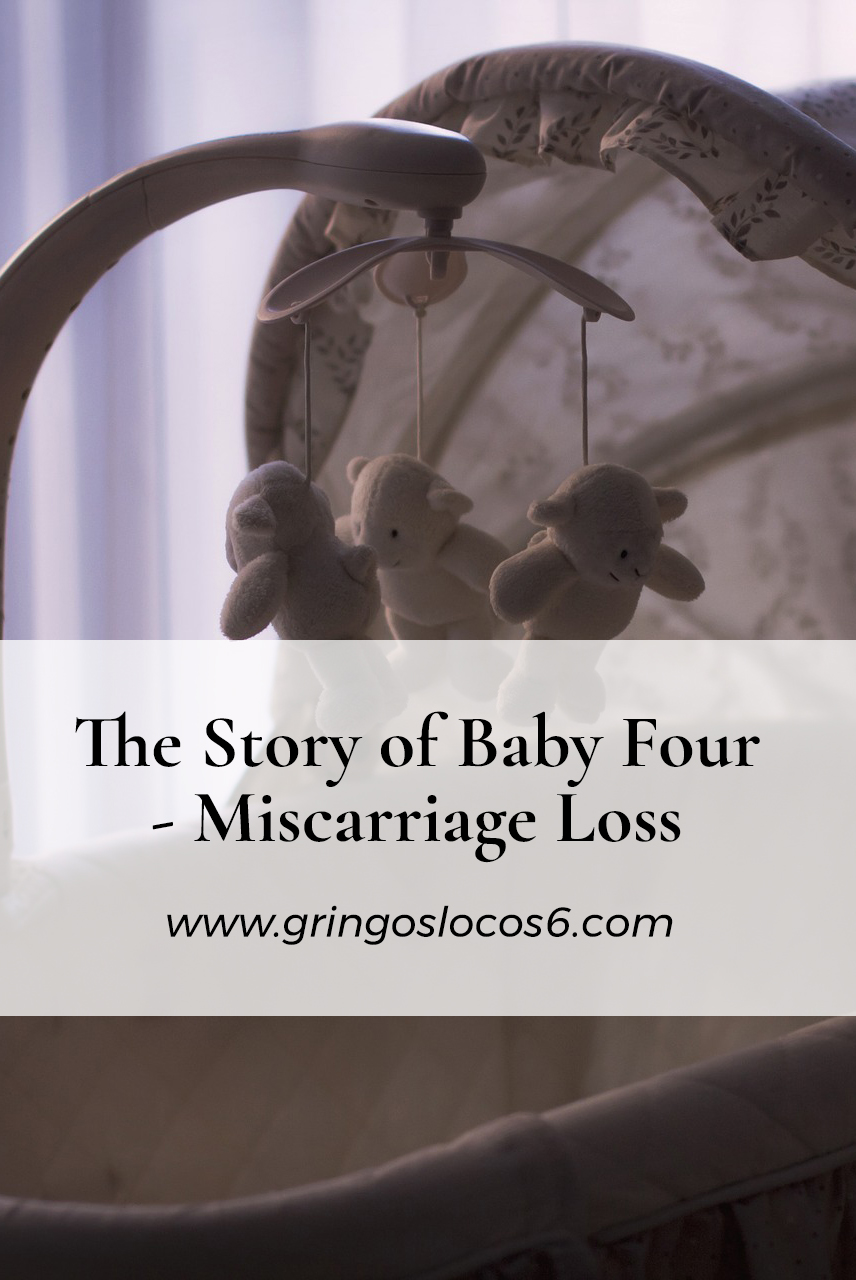I was eight weeks pregnant when the miscarriage started. February 27, 2012, the day we were supposed to hear the baby's heartbeat, we were told...