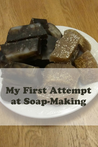 soap-making