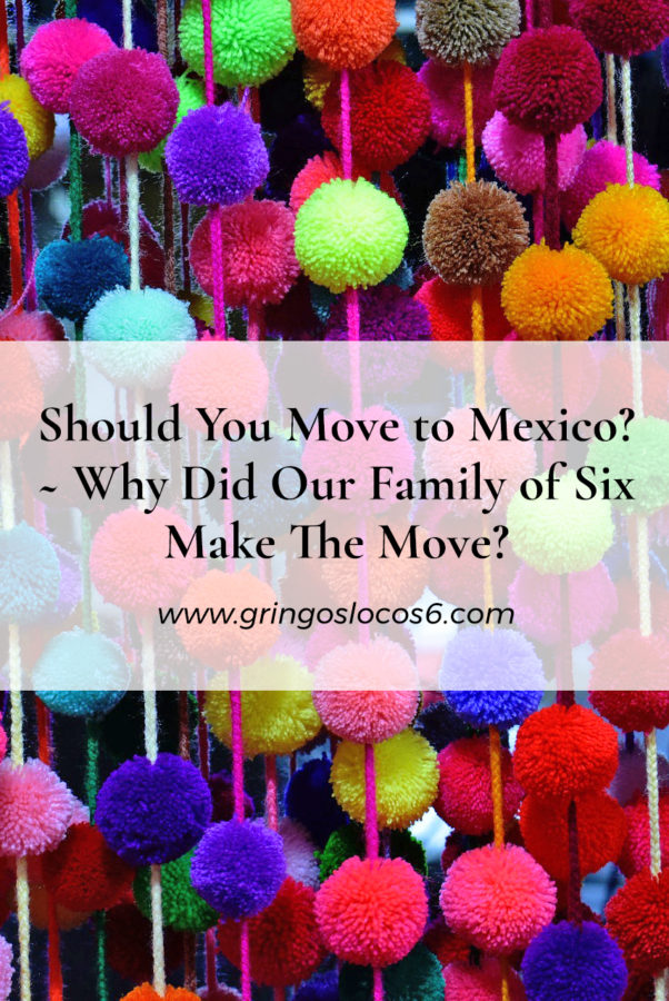 Should You Move to Mexico? - Why Did Our Family of Six Make The Move?