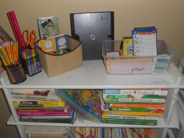 homeschooling-materials