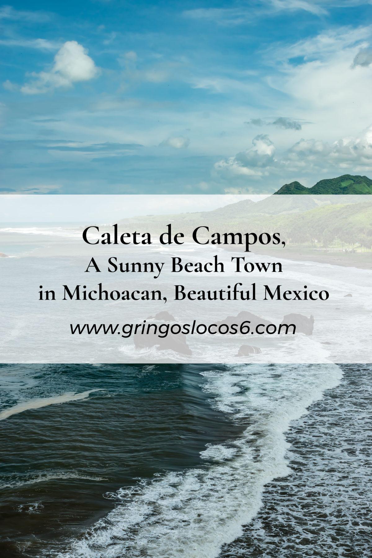 Caleta de Campos is a sunny Michoacan beach where you can rent a beautiful cliffside home, enjoy the town itself, and visit the surrounding beaches. Enjoy my photoblog of Caleta de Campos :-)