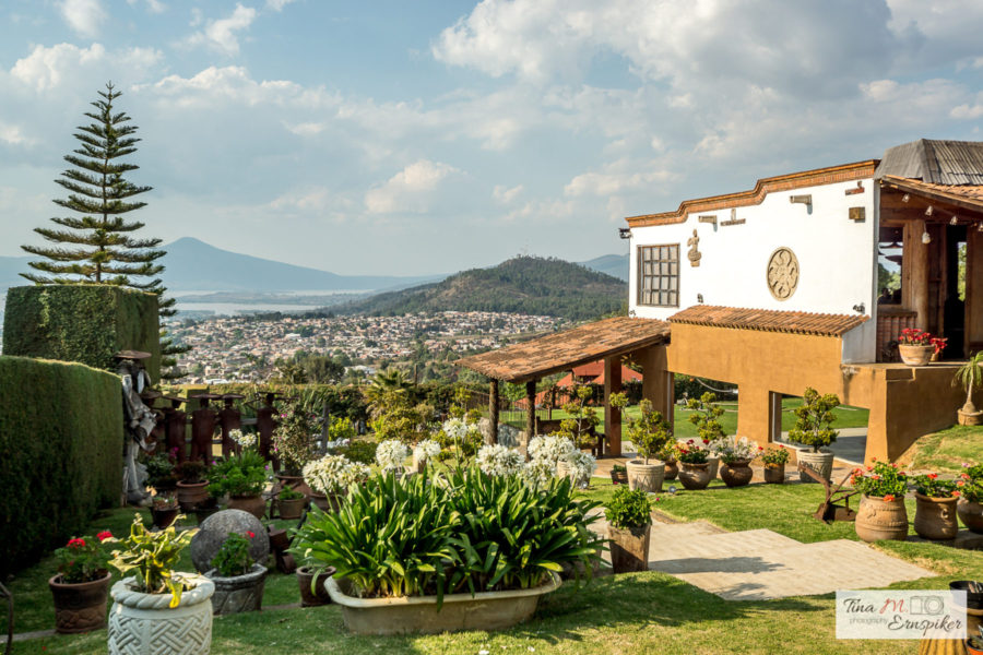 La Mesa in Patzcuaro, Beautiful Mexico - Good Food and A Great View