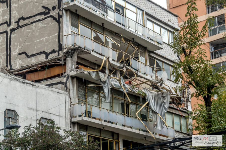 2017 Mexico City Earthquake - Eight Days After in Photos