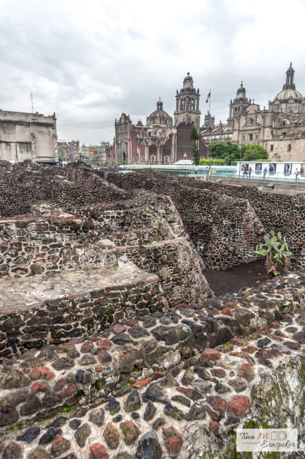 Templo Mayor - Visit a Famous Archeological Site in The Middle of Mexico City