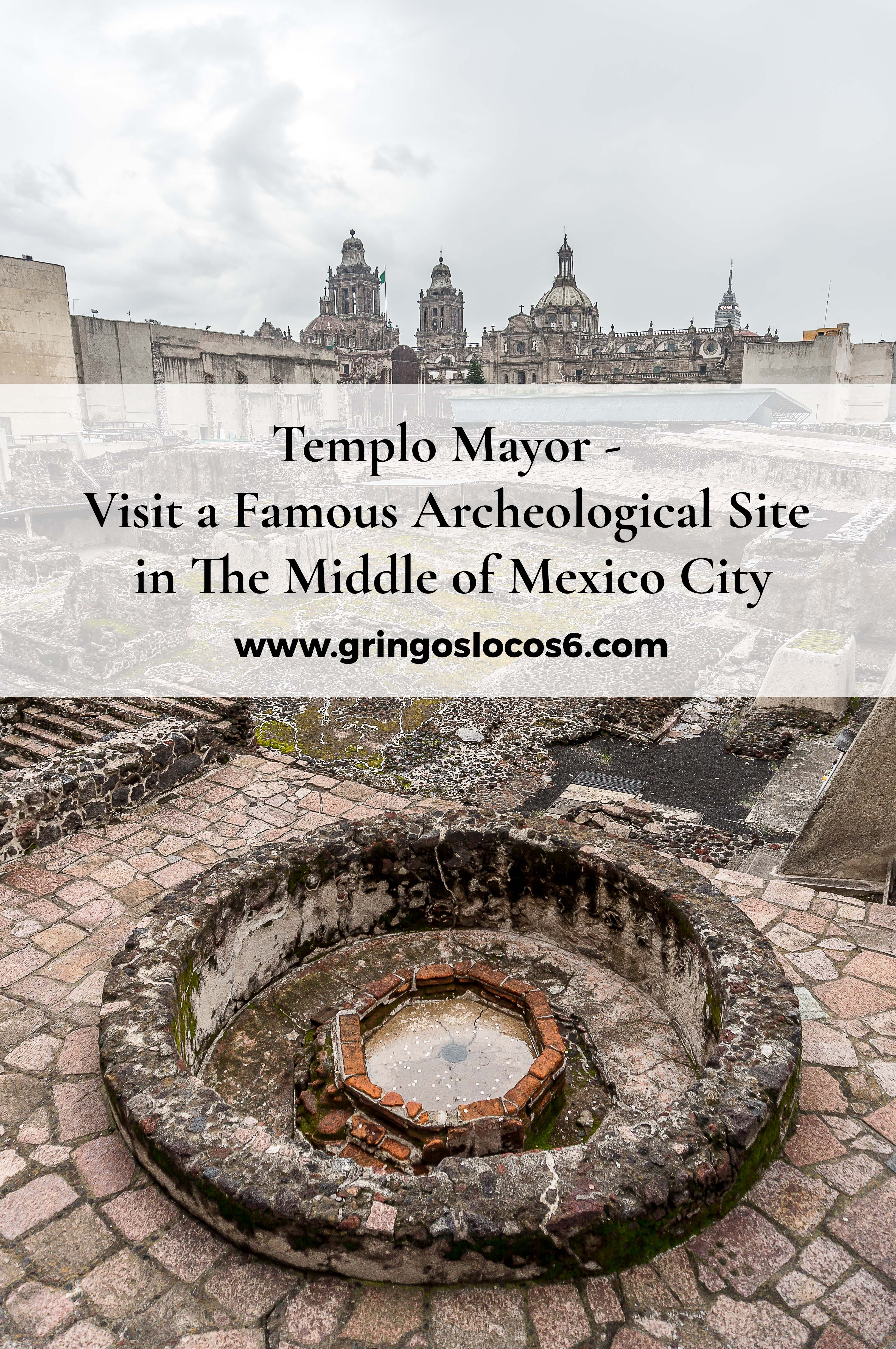 Underneath modern-day Mexico City lies an ancient civilization in the form of amazing archeological sites like Templo Mayor. Be sure to visit!
