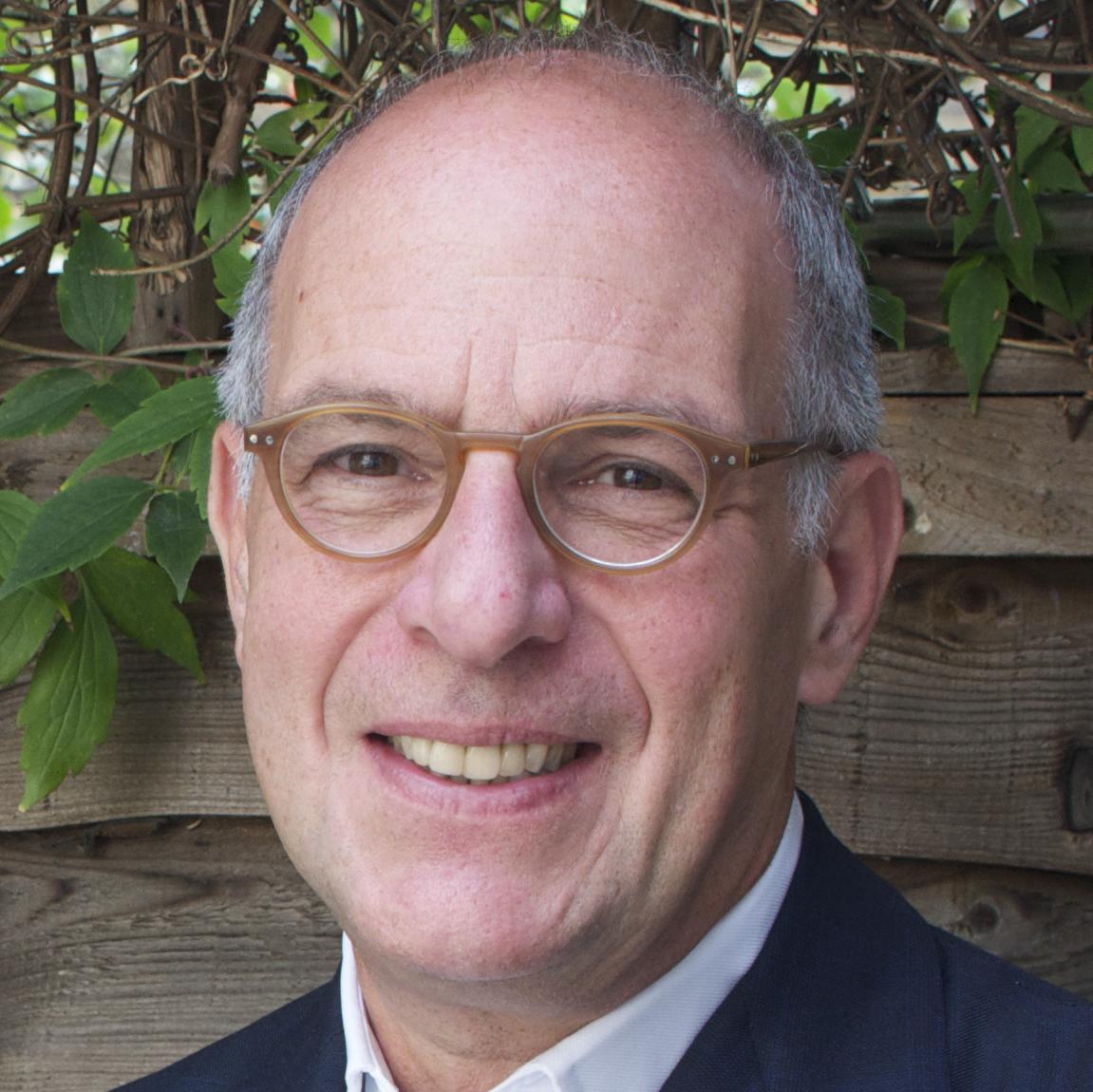 Our Host Loyd Grossman