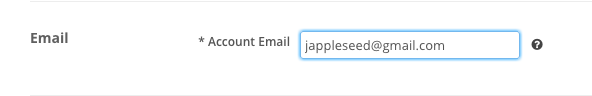 Changing your SimplePractice account email on your Basic Info page of Account Settings in your SimplePractice App account.