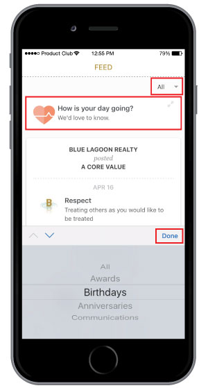 mobile app offers feature to measure culture on the go