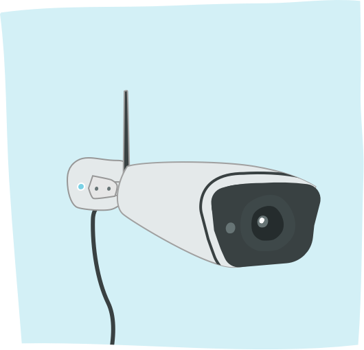 Picture of Outdoor Camera