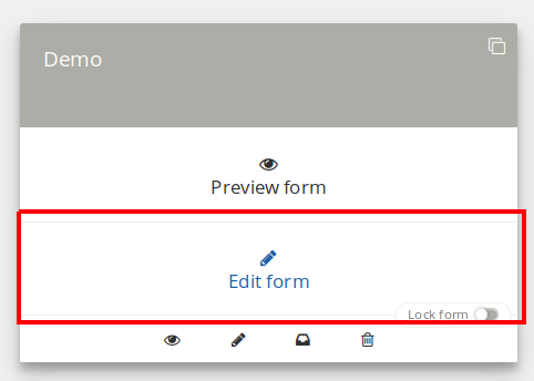 How do I add form logic based on cookies or URL parameters?