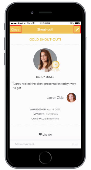 survey engagement on the go with employee recognition mobile app
