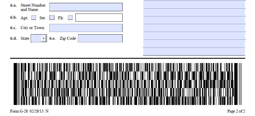 n-400 form with barcode How to View and Edit PDFs | Lolly Law