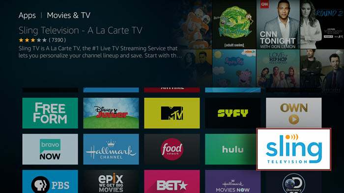 Sign Up for Sling TV, an Alternative to Satellite and Cable